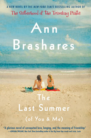 The Last Summer (of You and Me) book cover