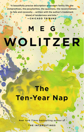 The Ten-Year Nap book cover