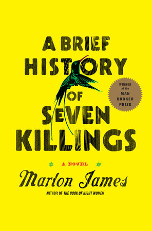 Cover of A Brief History of Seven Killings