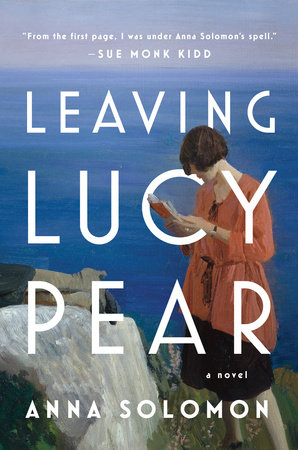 Cover art for Leaving Lucy Pear