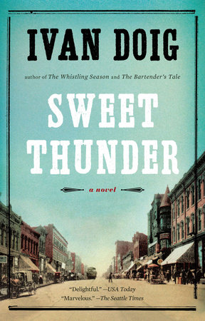 Sweet Thunder Free Preview