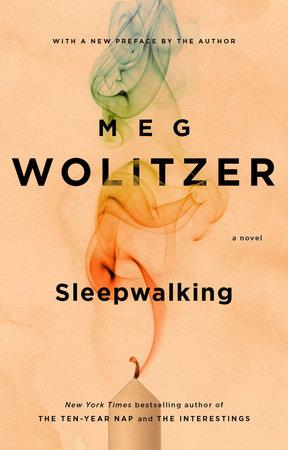 Sleepwalking book cover