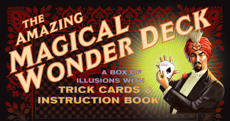 The Amazing Magical Wonder Deck by Mr. Mysterio