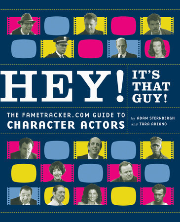 Hey! It's That Guy! by