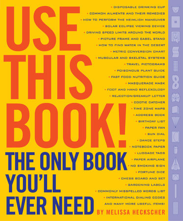 Use This Book! by