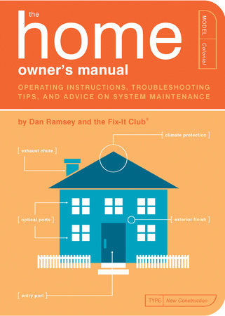 The Home Owner's Manual by