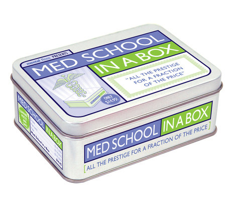 Med School in a Box by mental_floss