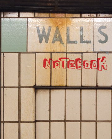 Walls Notebook by Sherwood Forlee