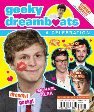 Geeky Dreamboats by Sarah O'Brien and Lacey Soslow