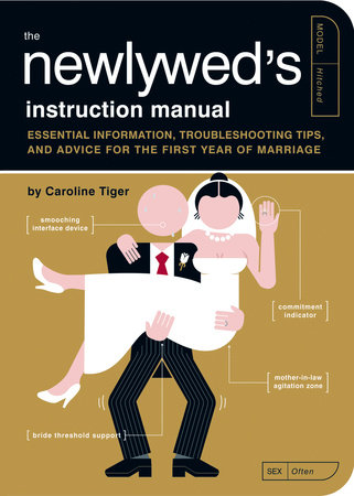 The Newlywed's Instruction Manual by Caroline Tiger