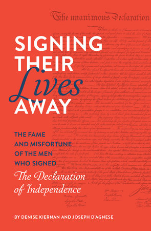Signing Their Lives Away by