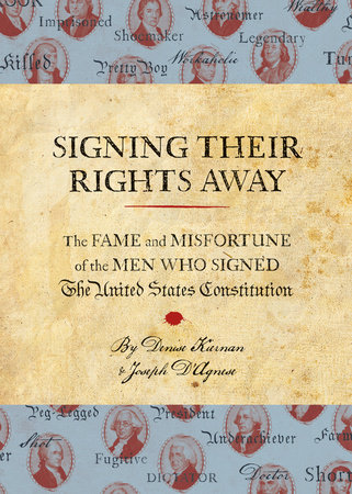 Signing Their Rights Away by