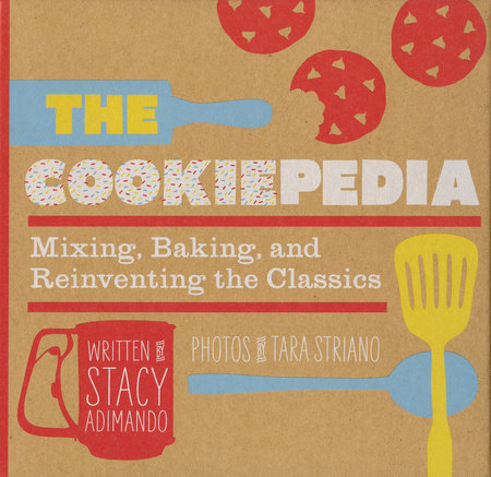 The Cookiepedia by Stacy Adimando