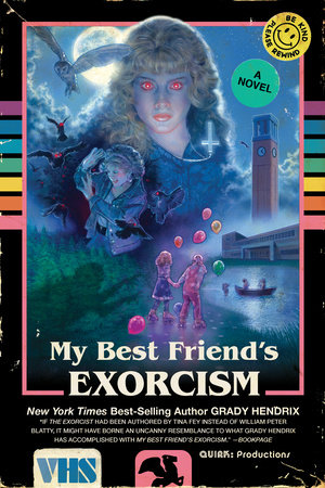 Cover of My Best Friend's Exorcism