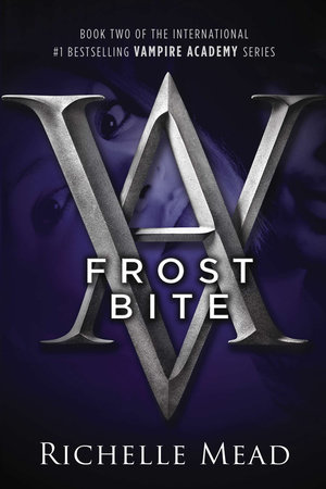 Frostbite book cover