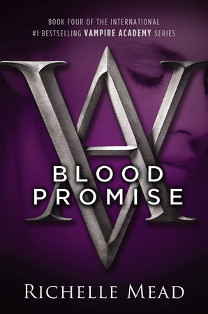 Blood Promise book cover