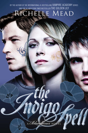 The Indigo Spell book cover