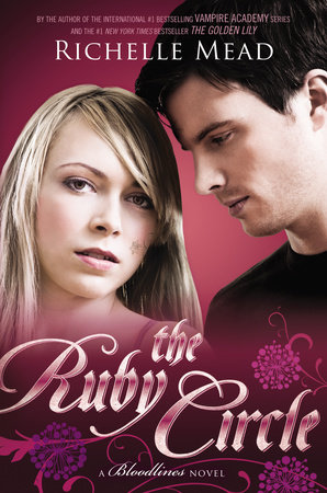 The Ruby Circle book cover