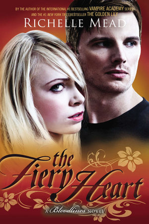 The Fiery Heart book cover