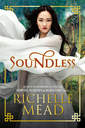 Soundless book cover