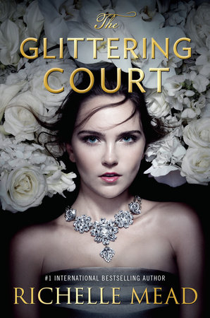 The Glittering Court book cover