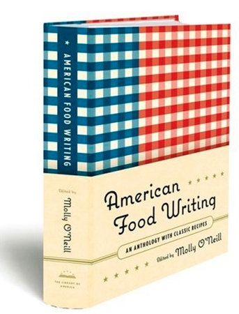 American Food Writing: an Anthology