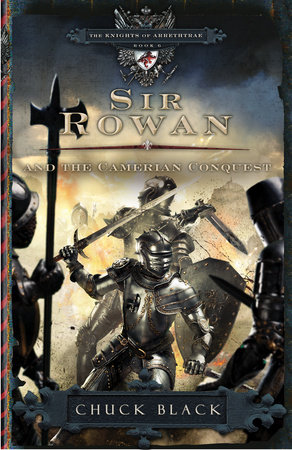 Sir Rowan and the Camerian Conquest by