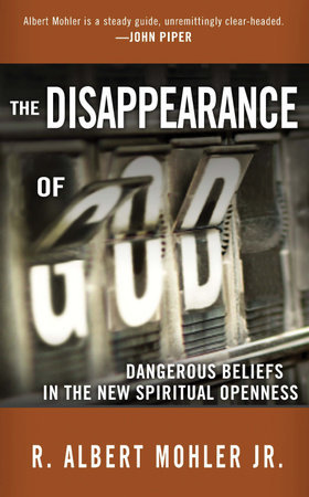 The Disappearance of God by