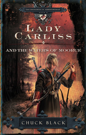 Lady Carliss and the Waters of Moorue by