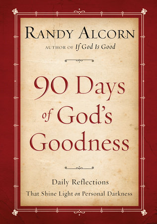 Ninety Days of God's Goodness by