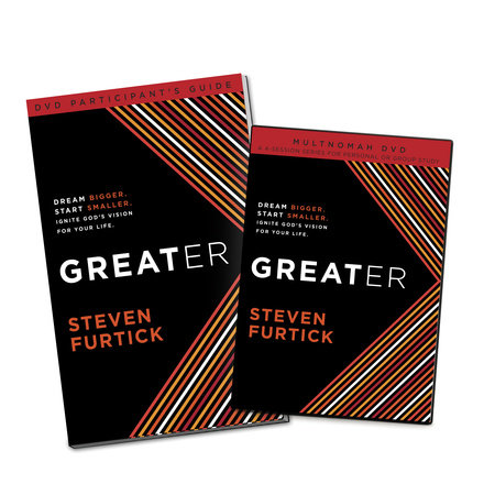 Greater Participant's Guide with DVD by Steven Furtick