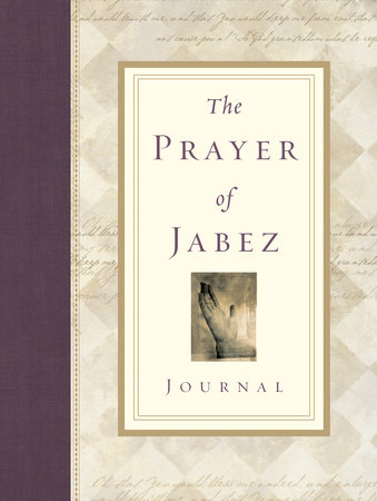 The Prayer of Jabez Journal by
