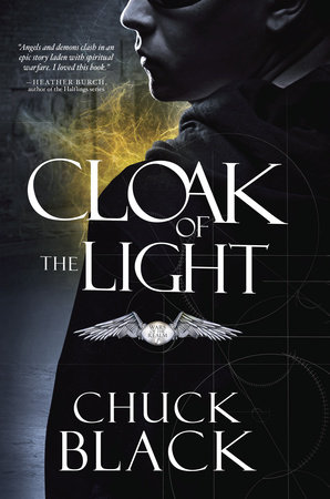 Cloak of the Light by Chuck Black