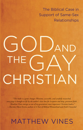 cover for God and the Gay Christian