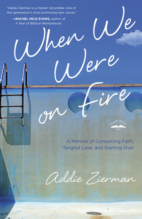 cover for When We Were on Fire