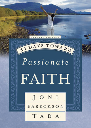 31 Days Toward Passionate Faith by