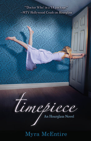 Timepiece: An Hourglass Novel