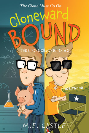 Cloneward Bound: The Clone Chronicles #2 by