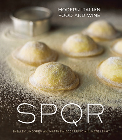 SPQR by Matthew Accarrino, Shelley Lindgren and Kate Leahy