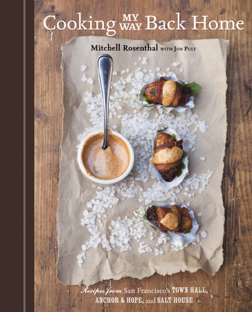 Cooking My Way Back Home by Jon Pult and Mitchell Rosenthal