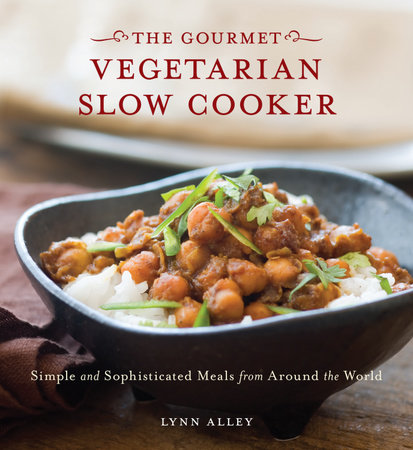 Gourmet Vegetarian Slow Cooker by