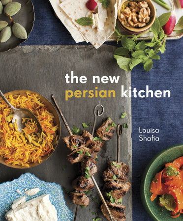 The New Persian Kitchen by Louisa Shafia