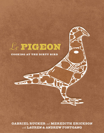 Le Pigeon by Meredith Erickson, Gabriel Rucker, Lauren Fortgang and Andrew Fortgang