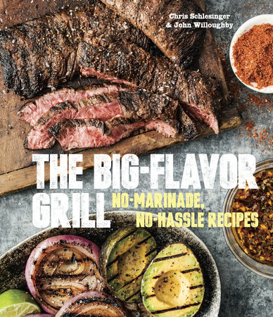 The Big-Flavor Grill by