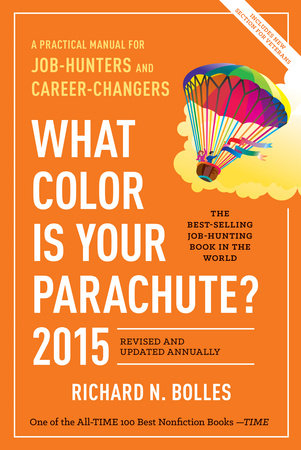 Cover art for What Color Is Your Parachute? 2015