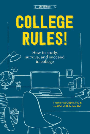 College Rules!, 4th Edition