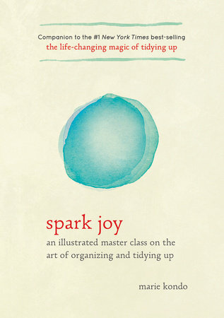 Spark Joy book cover