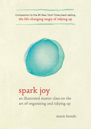 Spark Joy book cover