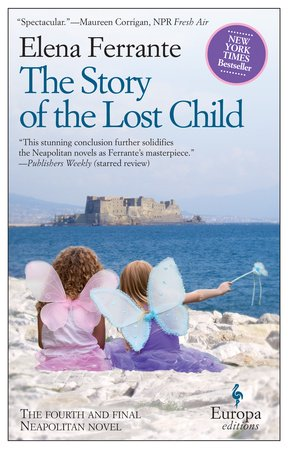 Cover art for The Story of the Lost Child