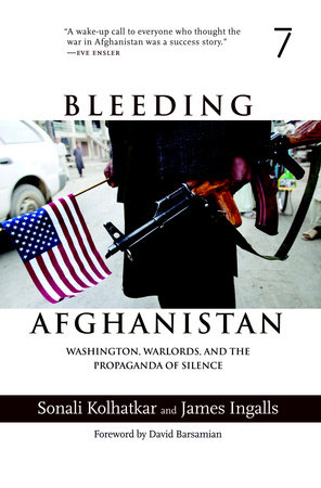 Bleeding Afghanistan by